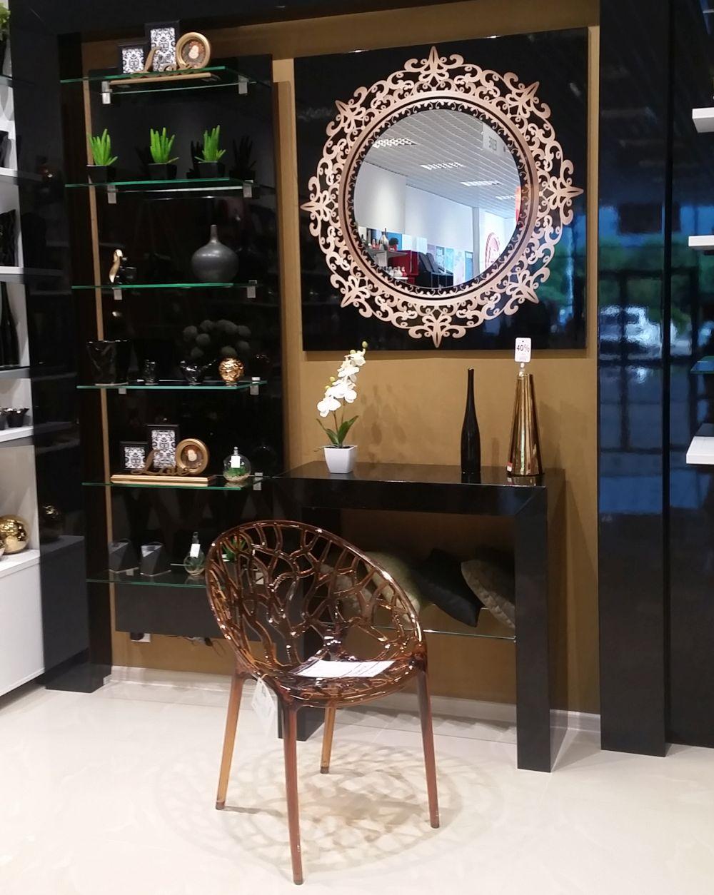 adelaparvu.com despre Casa Rusu Vitantis, mobila, decoratiuni, tapet, iluminat (5)