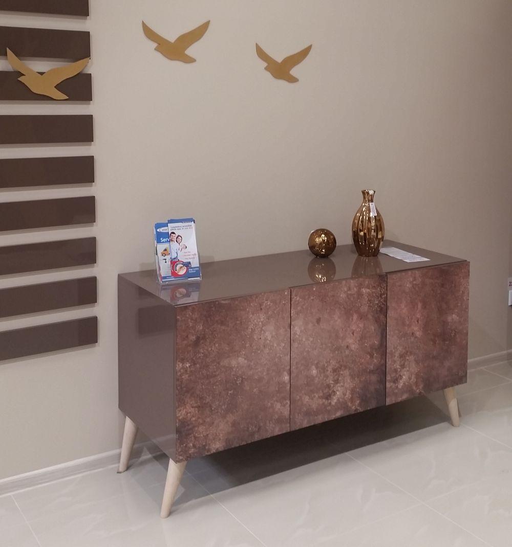 adelaparvu.com despre Casa Rusu Vitantis, mobila, decoratiuni, tapet, iluminat (59)