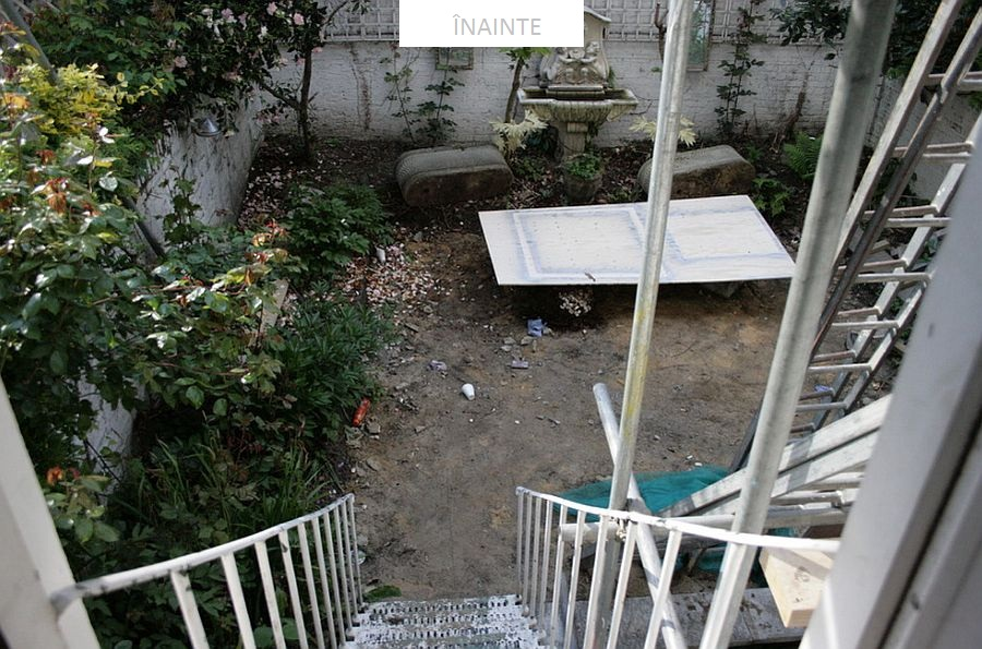 adelaparvu.com despre amenajare curte mica, urbana in Londra, design Laara Copley – Smith (6)