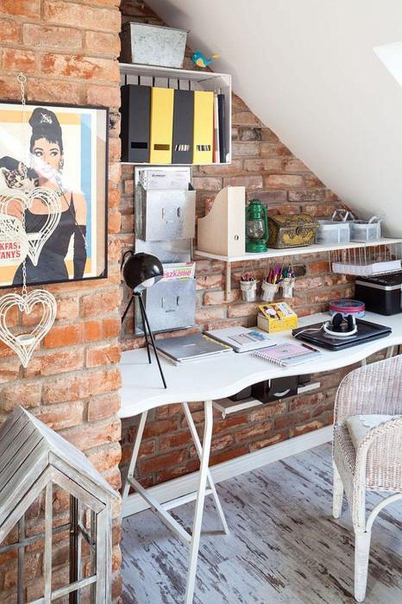 adelaparvu.com despre amenajare loft in stil rustic combinat cu industrial, Foto Marcin Czechowicz (7)