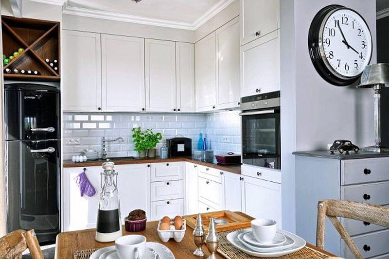 adelaparvu.com despre apartament 2 camere, 61 mp, Varsovia , Foto Mariusz Putna (4)