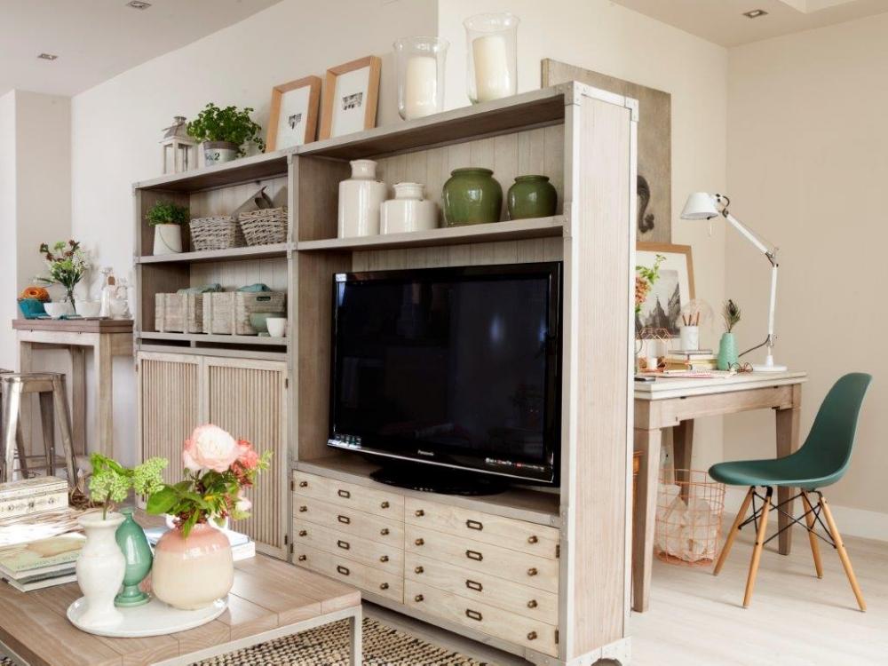 adelaparvu.com despre apartament de 65 mp, designer Mercedes Postigo, Foto ElMueble, Felipe Scheffel (12)