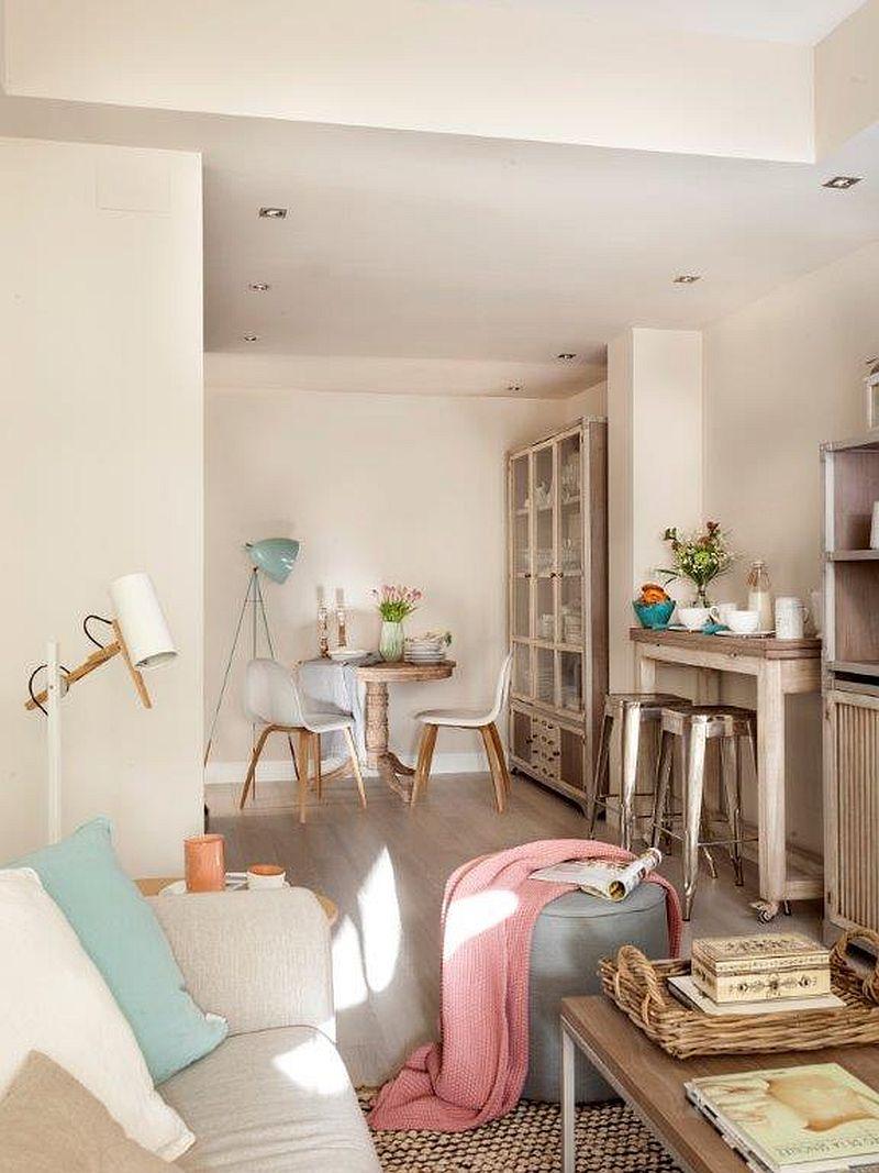 adelaparvu.com despre apartament de 65 mp, designer Mercedes Postigo, Foto ElMueble, Felipe Scheffel (14)