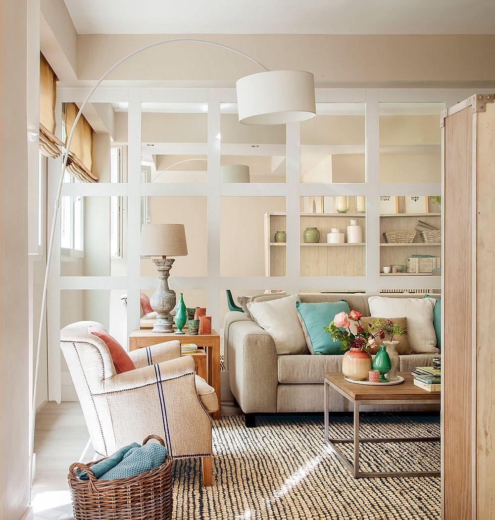 adelaparvu.com despre apartament de 65 mp, designer Mercedes Postigo, Foto ElMueble, Felipe Scheffel (4)