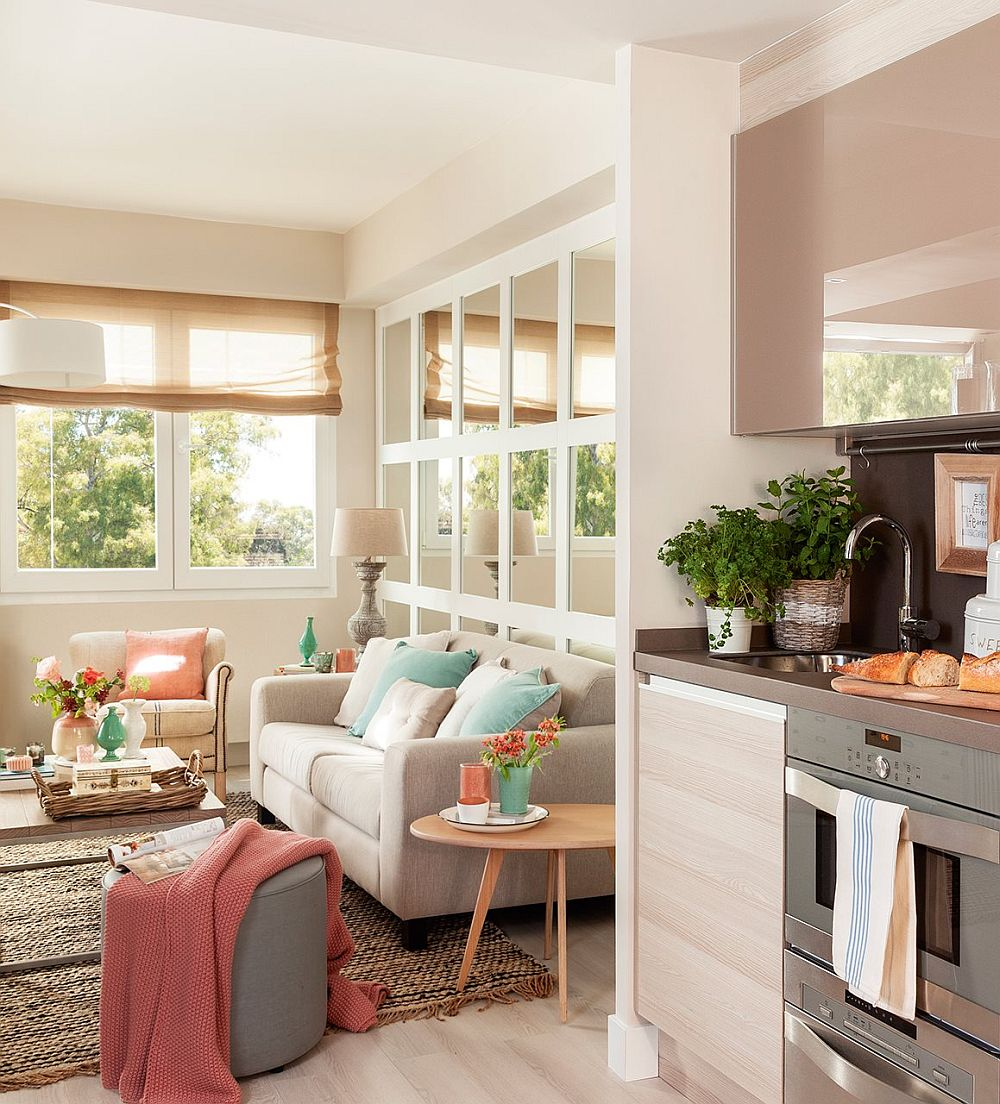 adelaparvu.com despre apartament de 65 mp, designer Mercedes Postigo, Foto ElMueble, Felipe Scheffel (6)