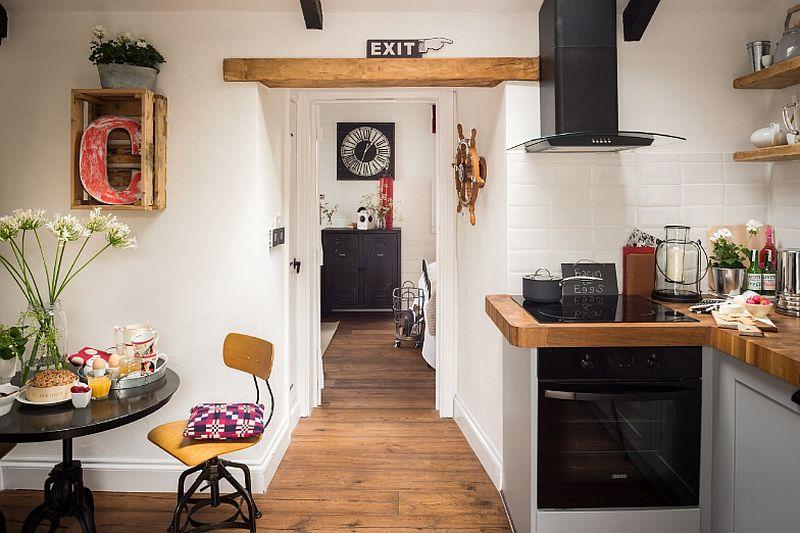 adelaparvu.com despre cabana de vacanta la mare, Cable Hut Cottage, Wales, Foto Unique Home Stays (15)
