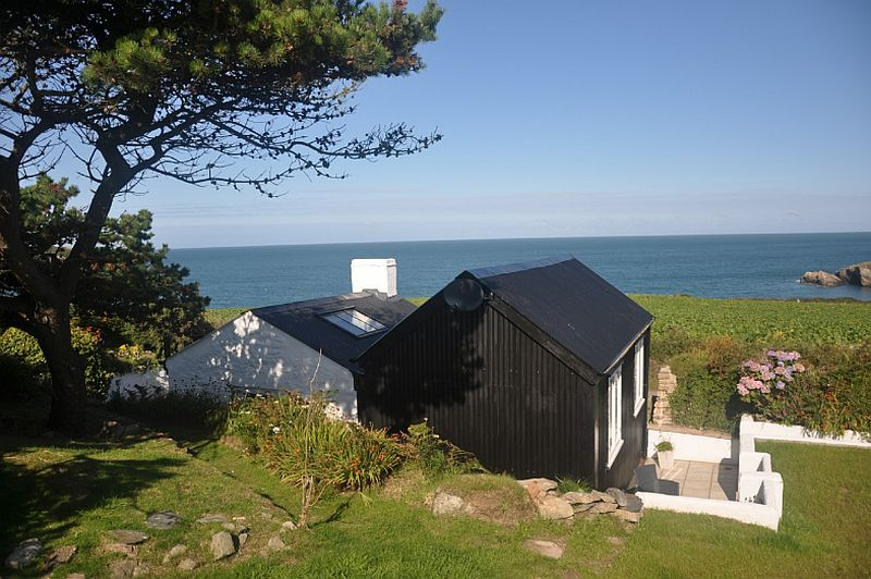 adelaparvu.com despre cabana de vacanta la mare, Cable Hut Cottage, Wales, Foto Unique Home Stays (18)
