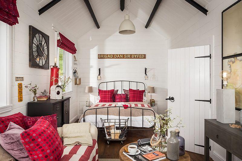 adelaparvu.com despre cabana de vacanta la mare, Cable Hut Cottage, Wales, Foto Unique Home Stays (7)