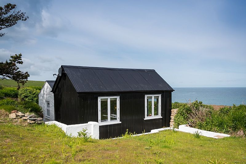 adelaparvu.com despre cabana de vacanta la mare, Cable Hut Cottage, Wales, Foto Unique Home Stays (8)