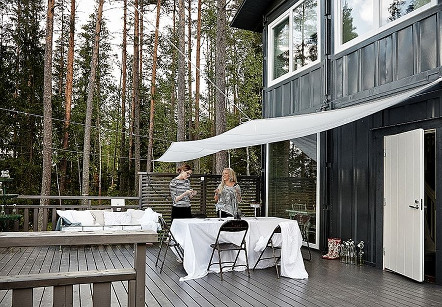 adelaparvu.com despre casa din containere, container house Finlanda, Foto Krista Keltanen (1)