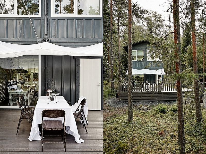 adelaparvu.com despre casa din containere, container house Finlanda, Foto Krista Keltanen (3)