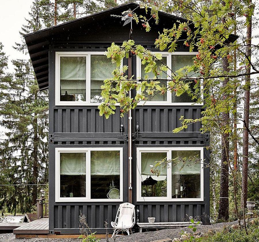 adelaparvu.com despre casa din containere, container house Finlanda, Foto Krista Keltanen (6)