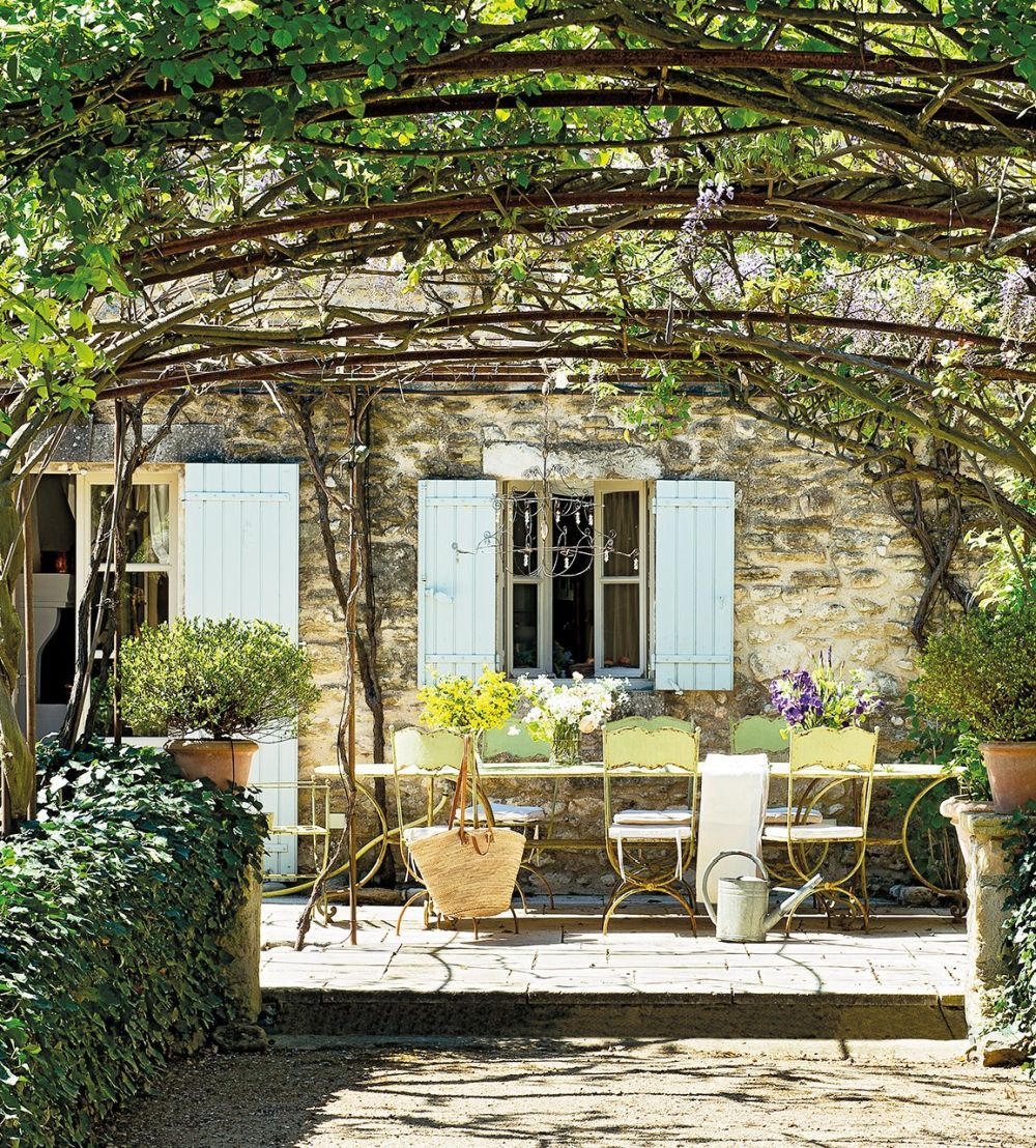adelaparvu.com despre casa in Provence, La Ferme du Bon Dieu (11)