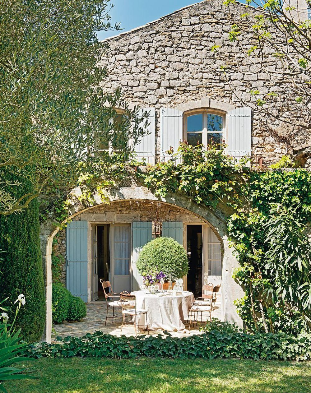 adelaparvu.com despre casa in Provence, La Ferme du Bon Dieu (19)