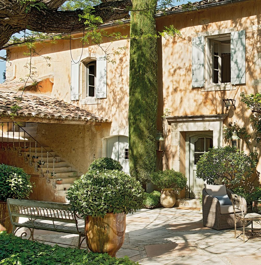 adelaparvu.com despre casa in Provence, La Ferme du Bon Dieu (26)