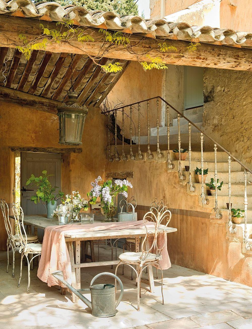 adelaparvu.com despre casa in Provence, La Ferme du Bon Dieu (29)