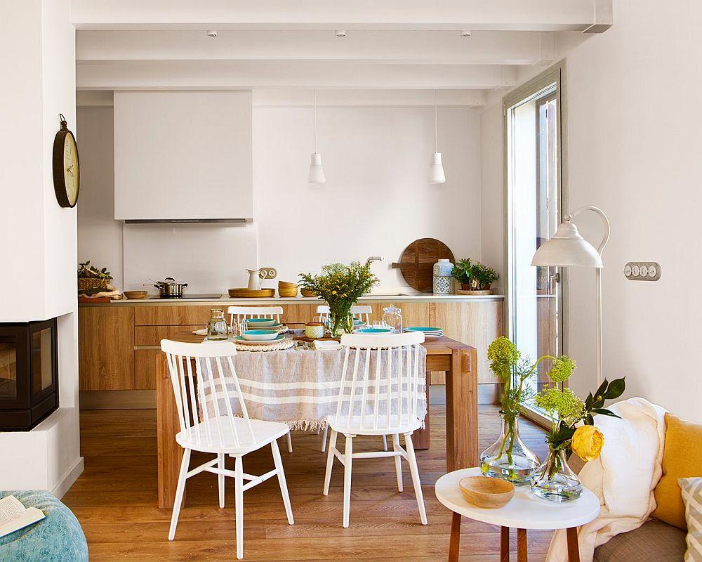 adelaparvu.com despre casa mica 70 mp, Spania, designer Laura Perez, Foto ElMueble (2)