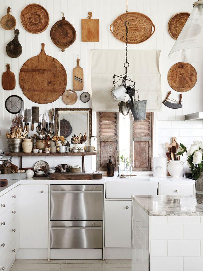 adelaparvu.com despre casa mica din lemn alba frumos decorata, design Kara Rosenlund (11)