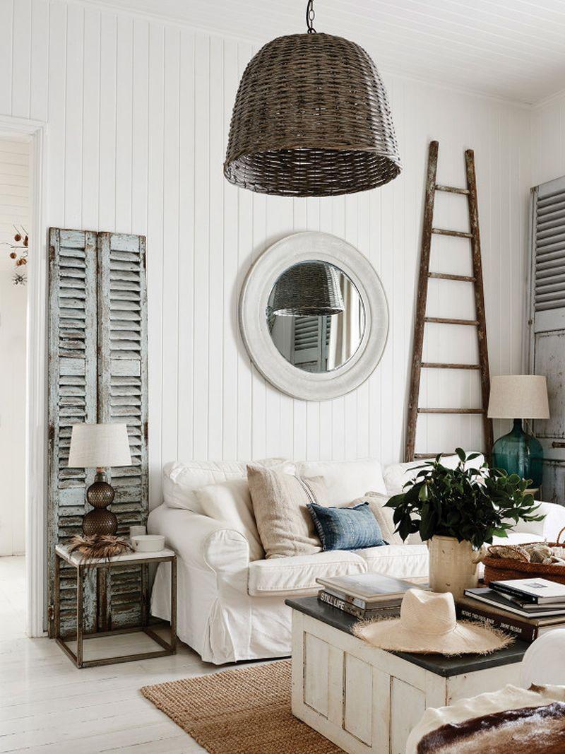 adelaparvu.com despre casa mica din lemn alba frumos decorata, design Kara Rosenlund (15)