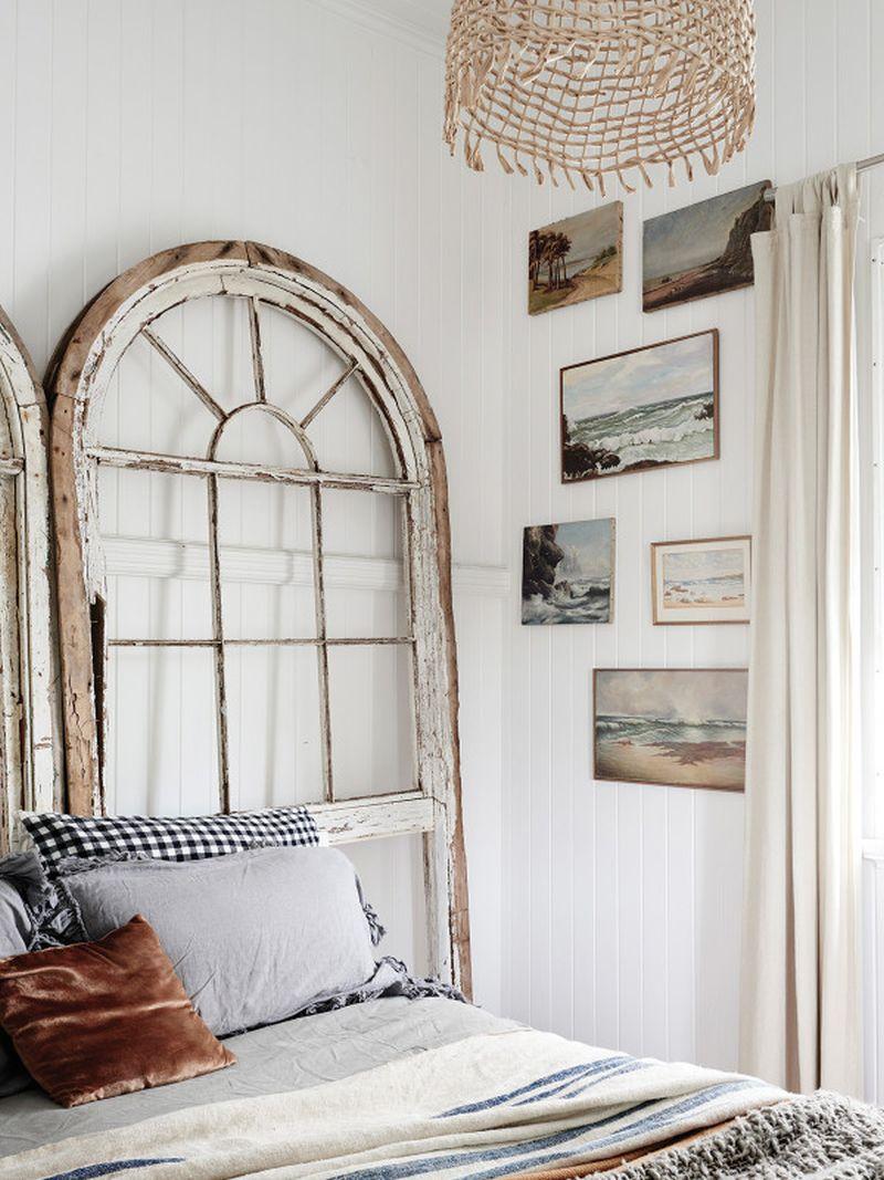 adelaparvu.com despre casa mica din lemn alba frumos decorata, design Kara Rosenlund (17)