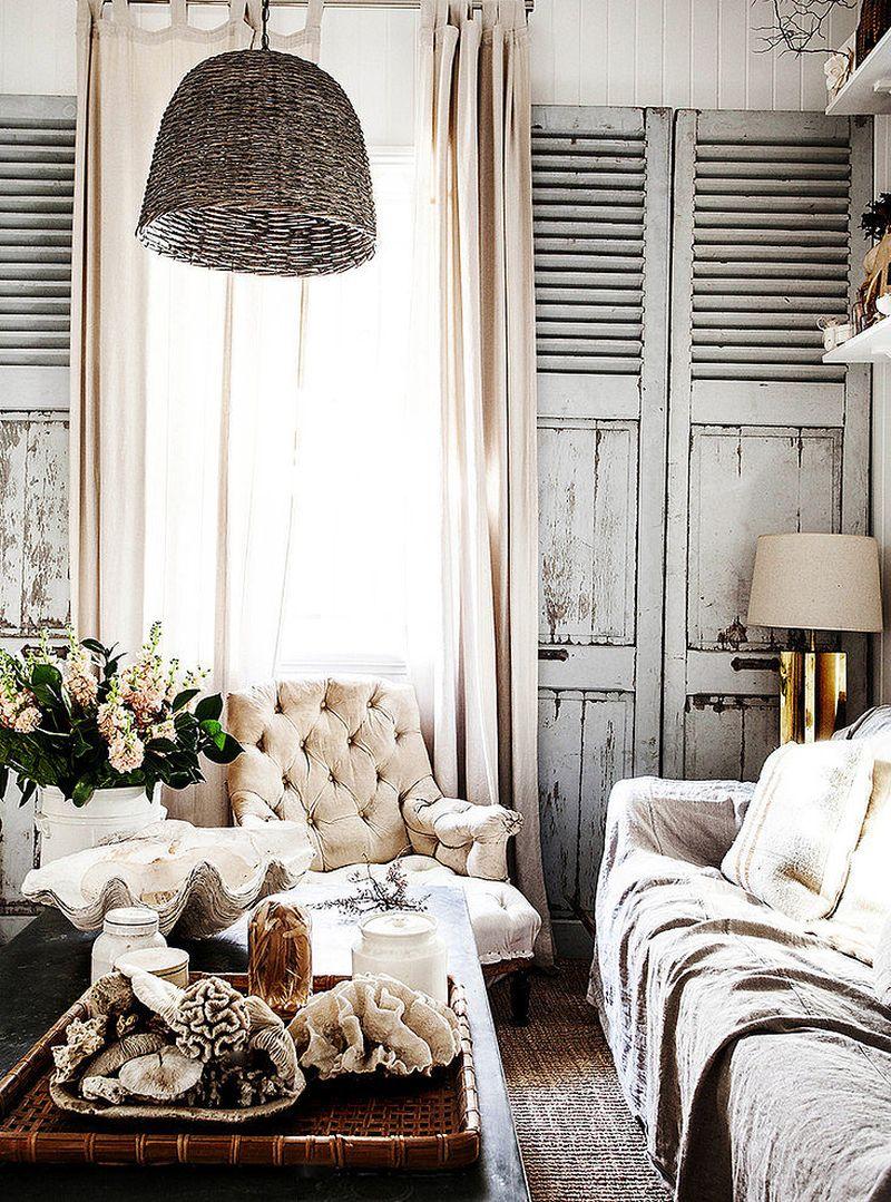 adelaparvu.com despre casa mica din lemn alba frumos decorata, design Kara Rosenlund (4)