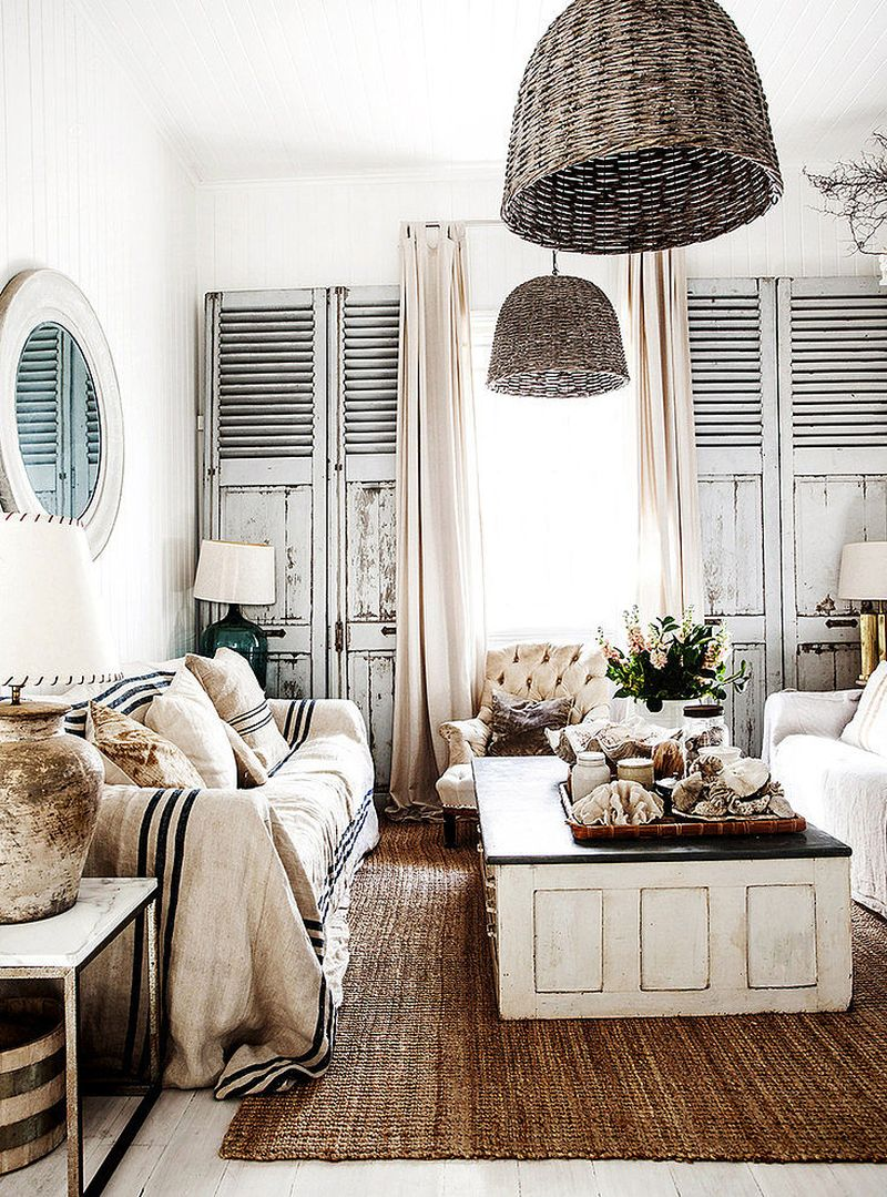 adelaparvu.com despre casa mica din lemn alba frumos decorata, design Kara Rosenlund (5)