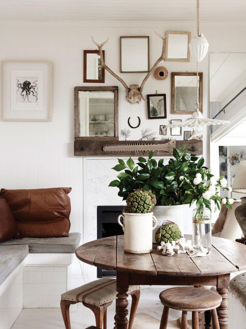 adelaparvu.com despre casa mica din lemn alba frumos decorata, design Kara Rosenlund (7)