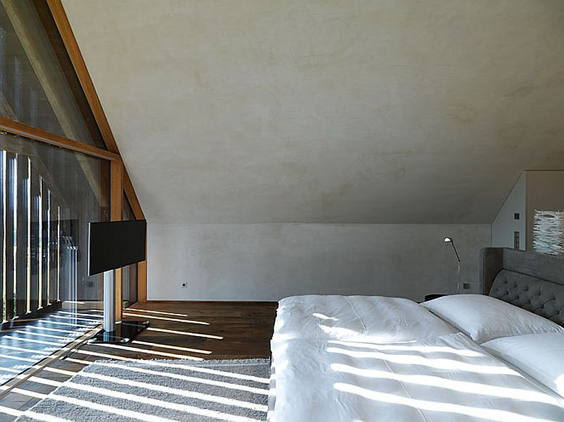 adelaparvu.com case rustice renovate contemporan, Austria, Design Gangoly & Kristiner Architects, Foto Paul Ott (12)
