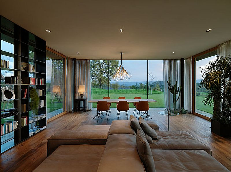 adelaparvu.com case rustice renovate contemporan, Austria, Design Gangoly & Kristiner Architects, Foto Paul Ott (16)