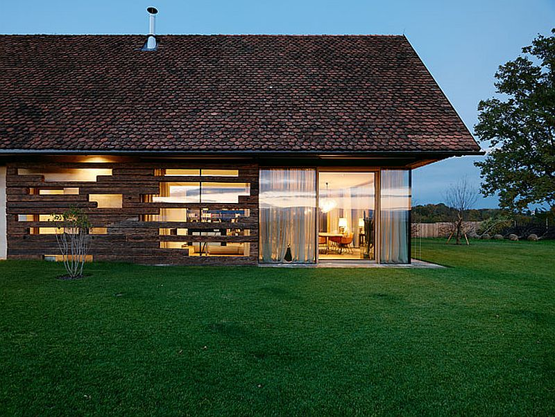 adelaparvu.com case rustice renovate contemporan, Austria, Design Gangoly & Kristiner Architects, Foto Paul Ott (20)