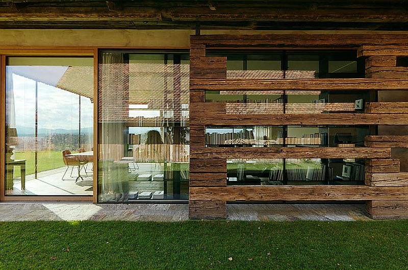 adelaparvu.com case rustice renovate contemporan, Austria, Design Gangoly & Kristiner Architects, Foto Paul Ott (8)