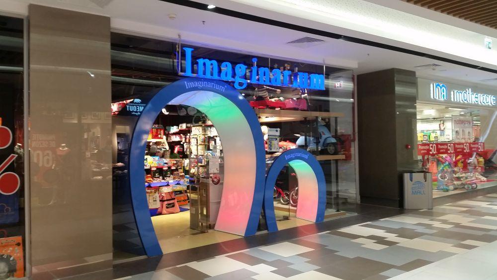 adelaparvu.com despre Bucuresti Mall, Mall Vitan (17)