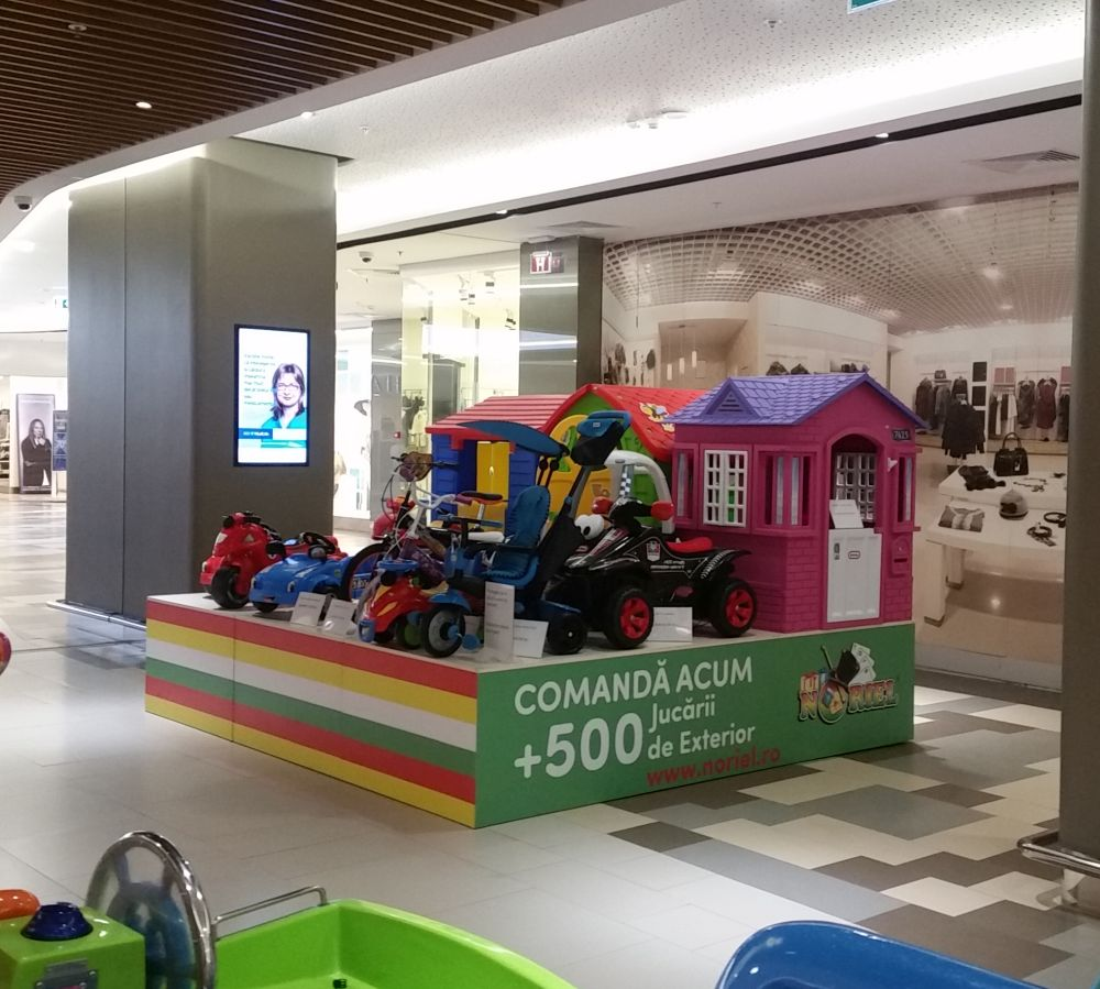 adelaparvu.com despre Bucuresti Mall, Mall Vitan (18)