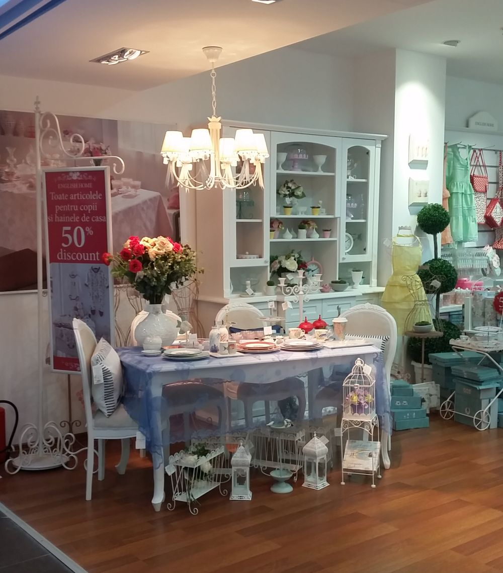 adelaparvu.com despre Bucuresti Mall, Mall Vitan, magazinul English Home (10)