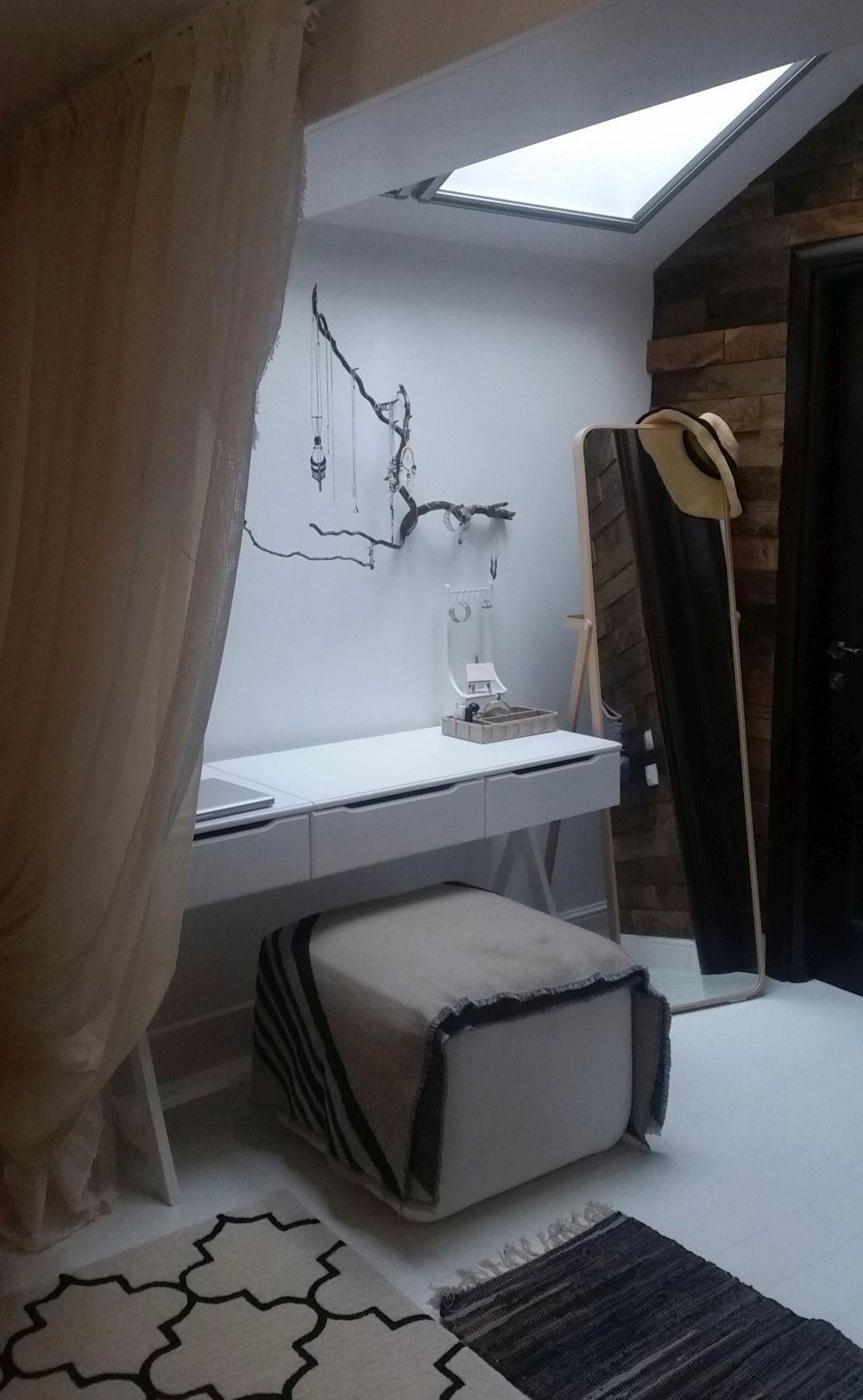adelaparvu.com despre amenajare camera adolescenta Bucuresti, Romania, stil BoHo chic, Designer Adela Parvu, Foto Adela Parvu (16)