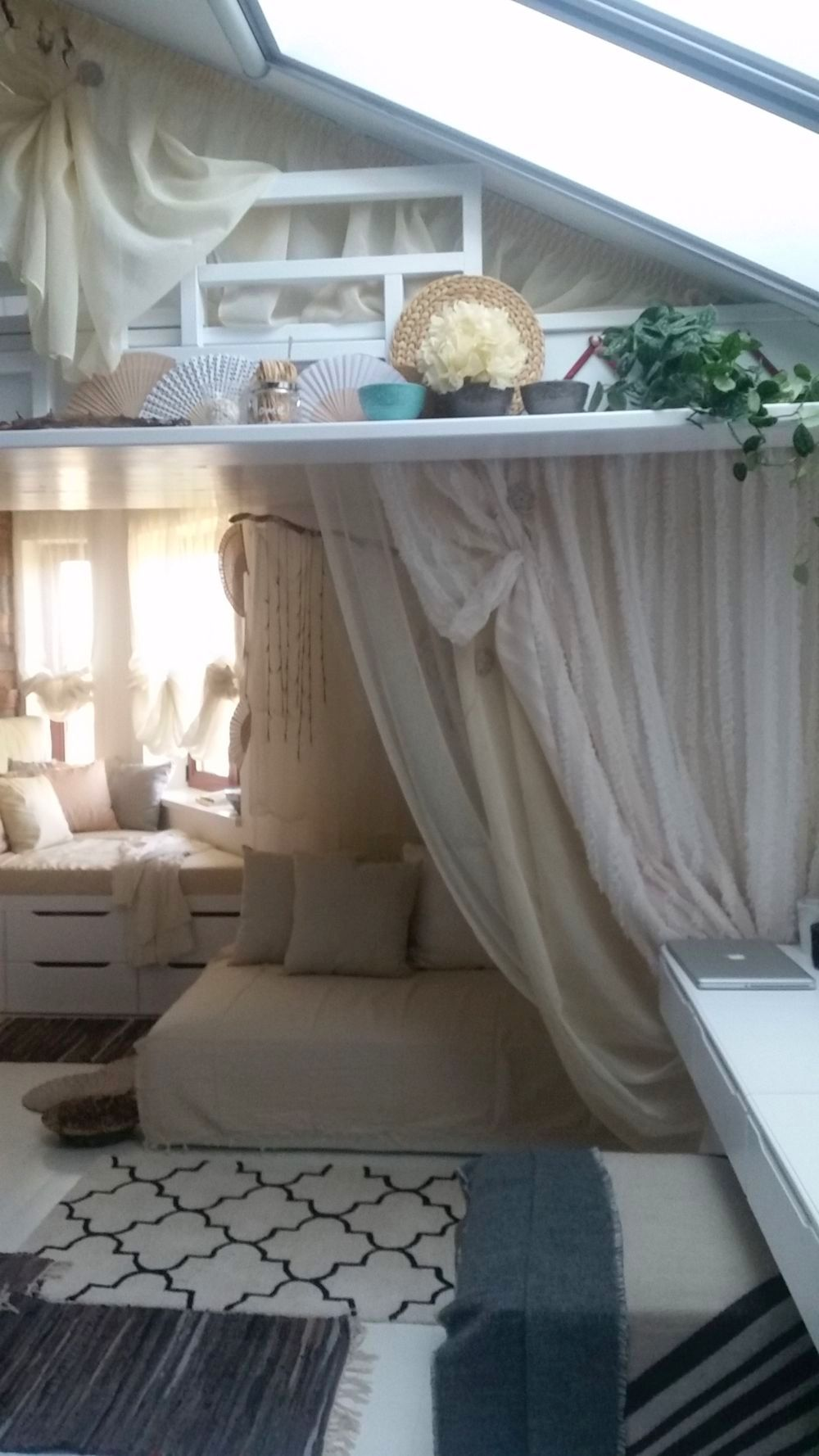 adelaparvu.com despre amenajare camera adolescenta Bucuresti, Romania, stil BoHo chic, Designer Adela Parvu, Foto Adela Parvu (28)