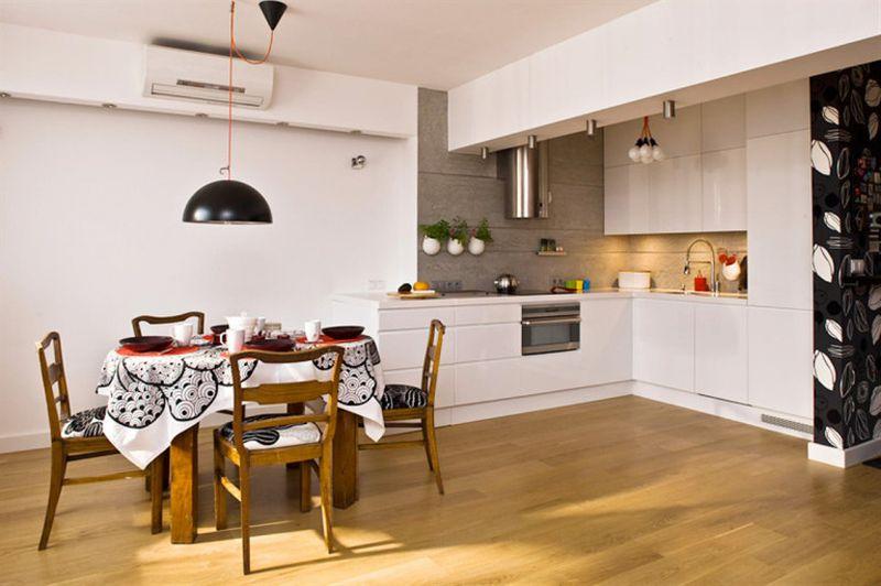 adelaparvu.com despre apartament 78 mp, designer Magdalena Motylinska, m2p2.pl foto (8)
