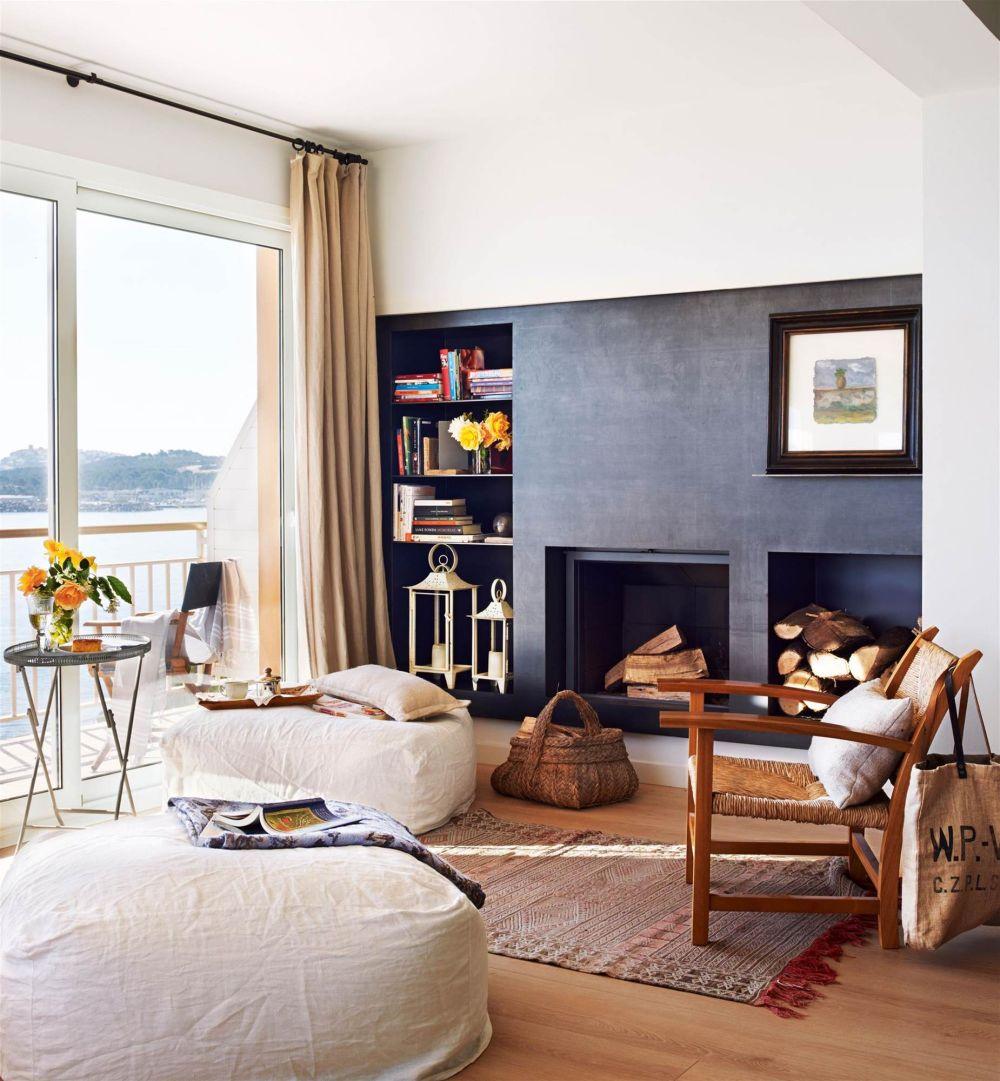 adelaparvu.com despre apartament in stil marin, design interior MM Estudi si Gemma Mateos, Foto ElMueble (3)