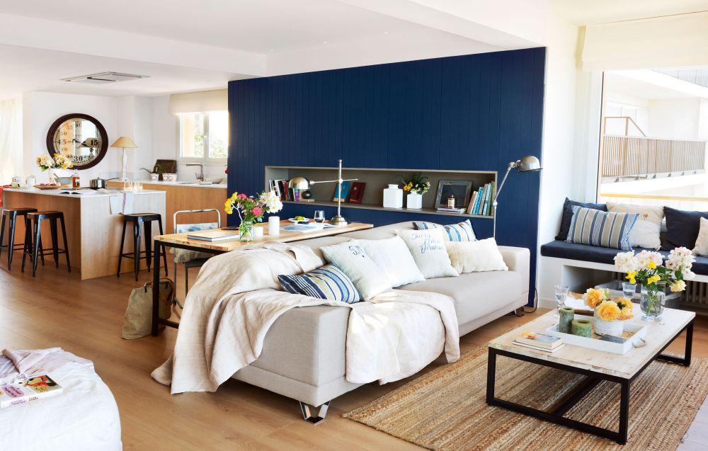 adelaparvu.com despre apartament in stil marin, design interior MM Estudi si Gemma Mateos, Foto ElMueble (7)