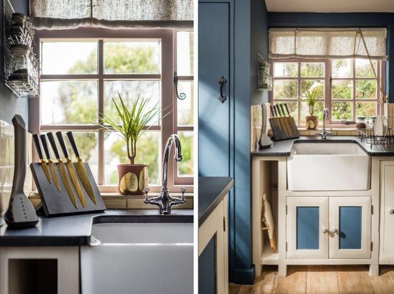 adelaparvu.com despre casa boema de vacanta, SIREN boho house, Coverack, Cornwall, foto Unique Home Stays (15)