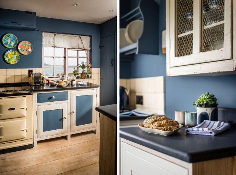 adelaparvu.com despre casa boema de vacanta, SIREN boho house, Coverack, Cornwall, foto Unique Home Stays (16)