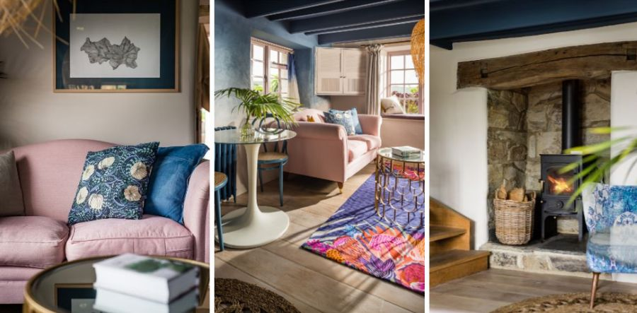 adelaparvu.com despre casa boema de vacanta, SIREN boho house, Coverack, Cornwall, foto Unique Home Stays (18)