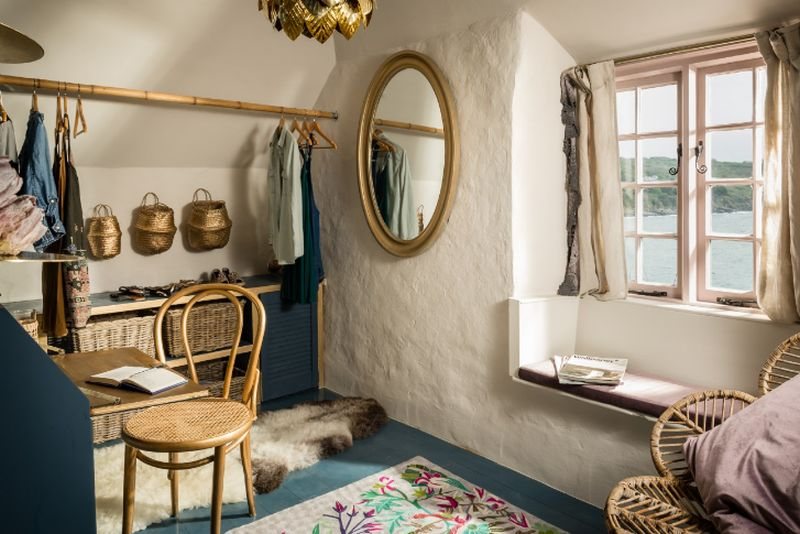 adelaparvu.com despre casa boema de vacanta, SIREN boho house, Coverack, Cornwall, foto Unique Home Stays (4)