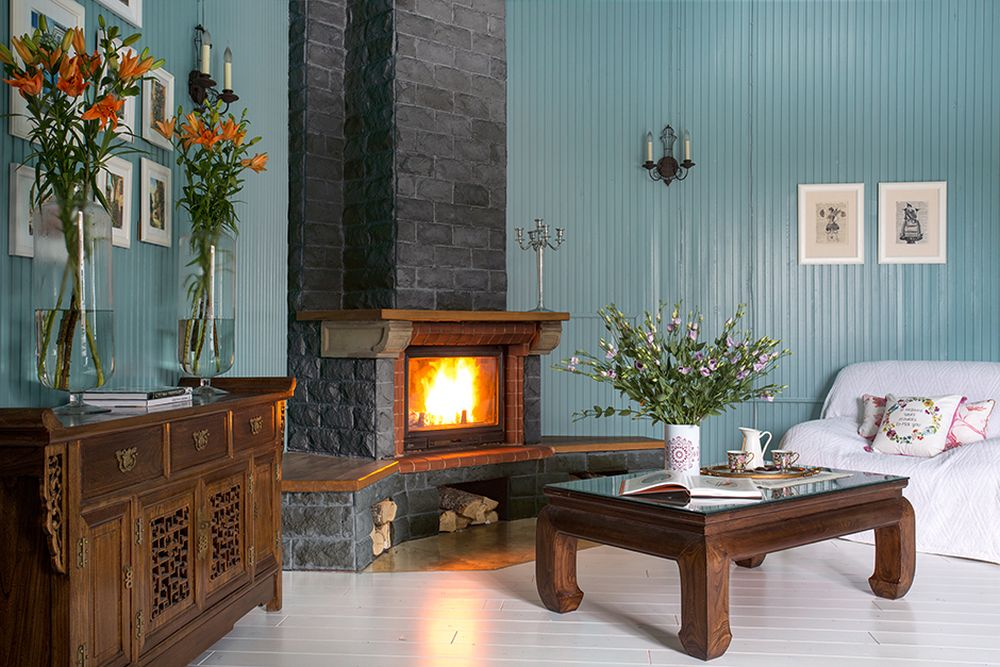 adelaparvu.com despre casa de vacanta colorata, designer Zhenya Zhdanova (1)