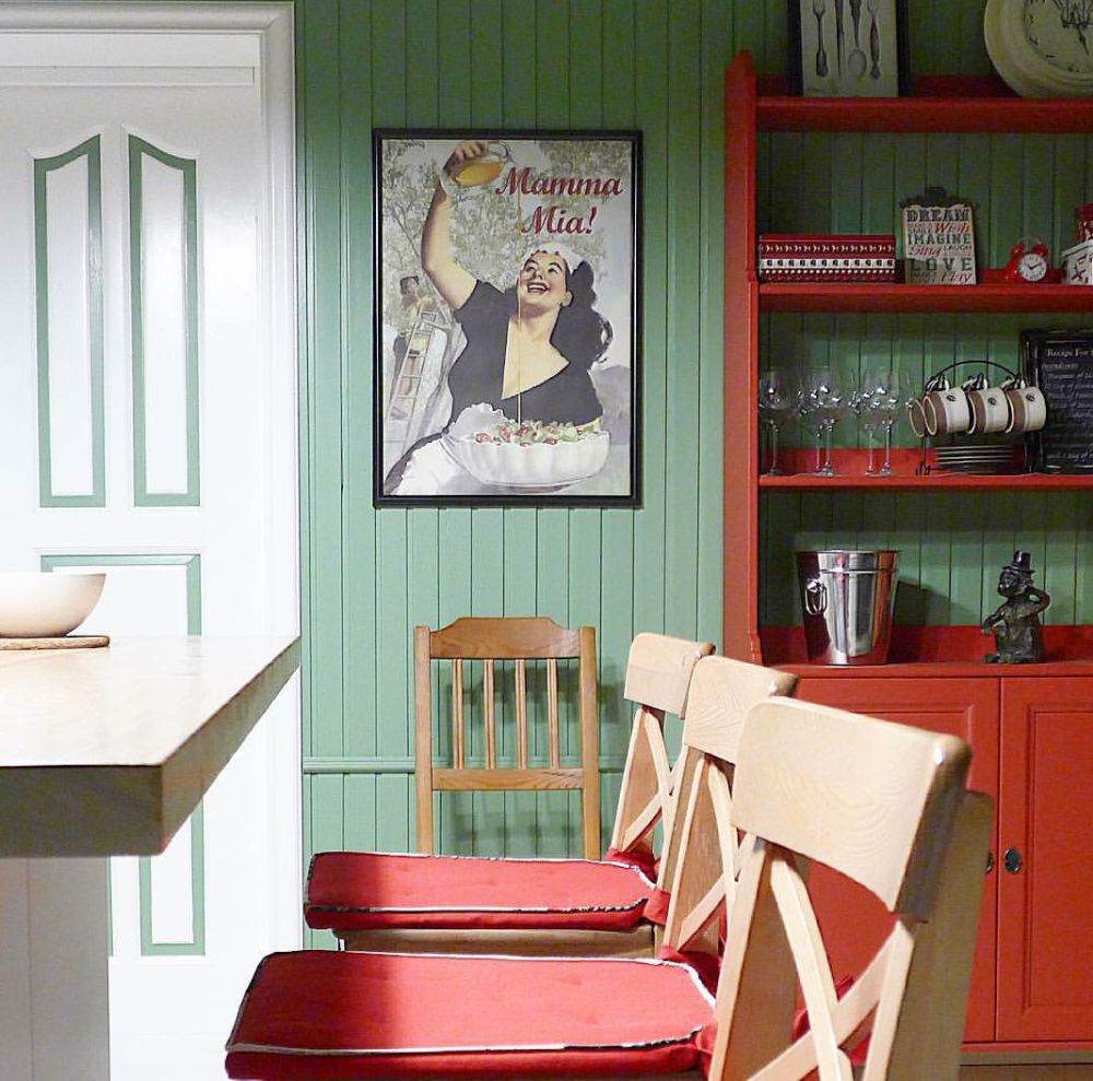 adelaparvu.com despre casa de vacanta colorata, designer Zhenya Zhdanova (28)