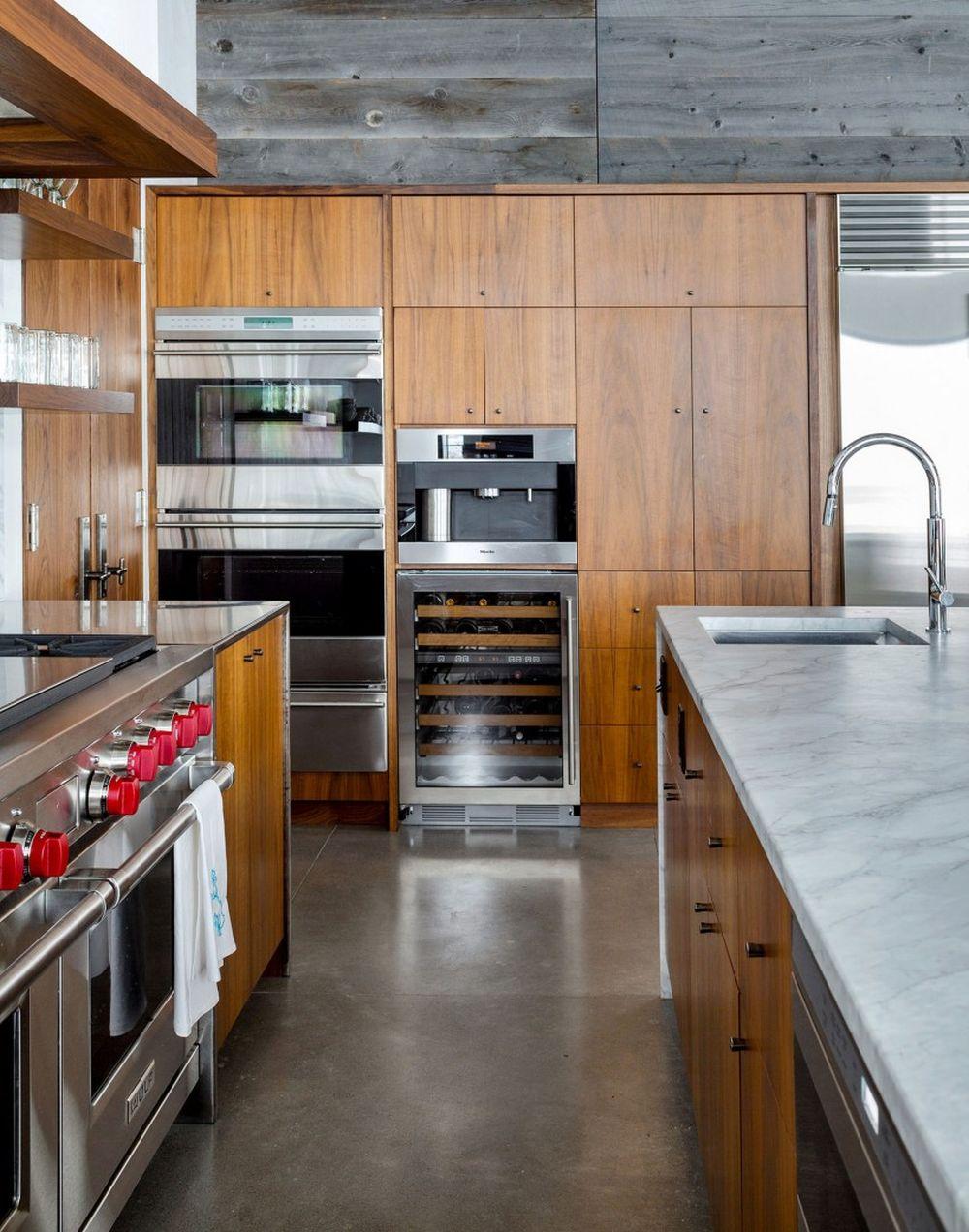 adelaparvu.com despre casa de vacanta montana in Wyoming, design Pearson Design Group (13)