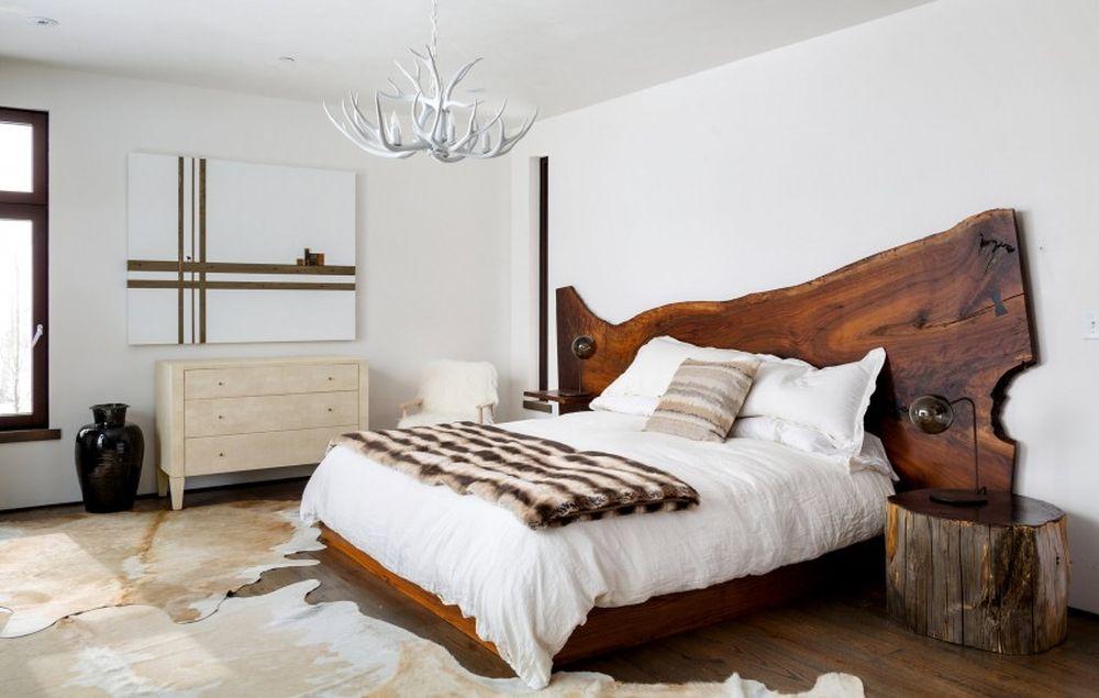 adelaparvu.com despre casa de vacanta montana in Wyoming, design Pearson Design Group (18)
