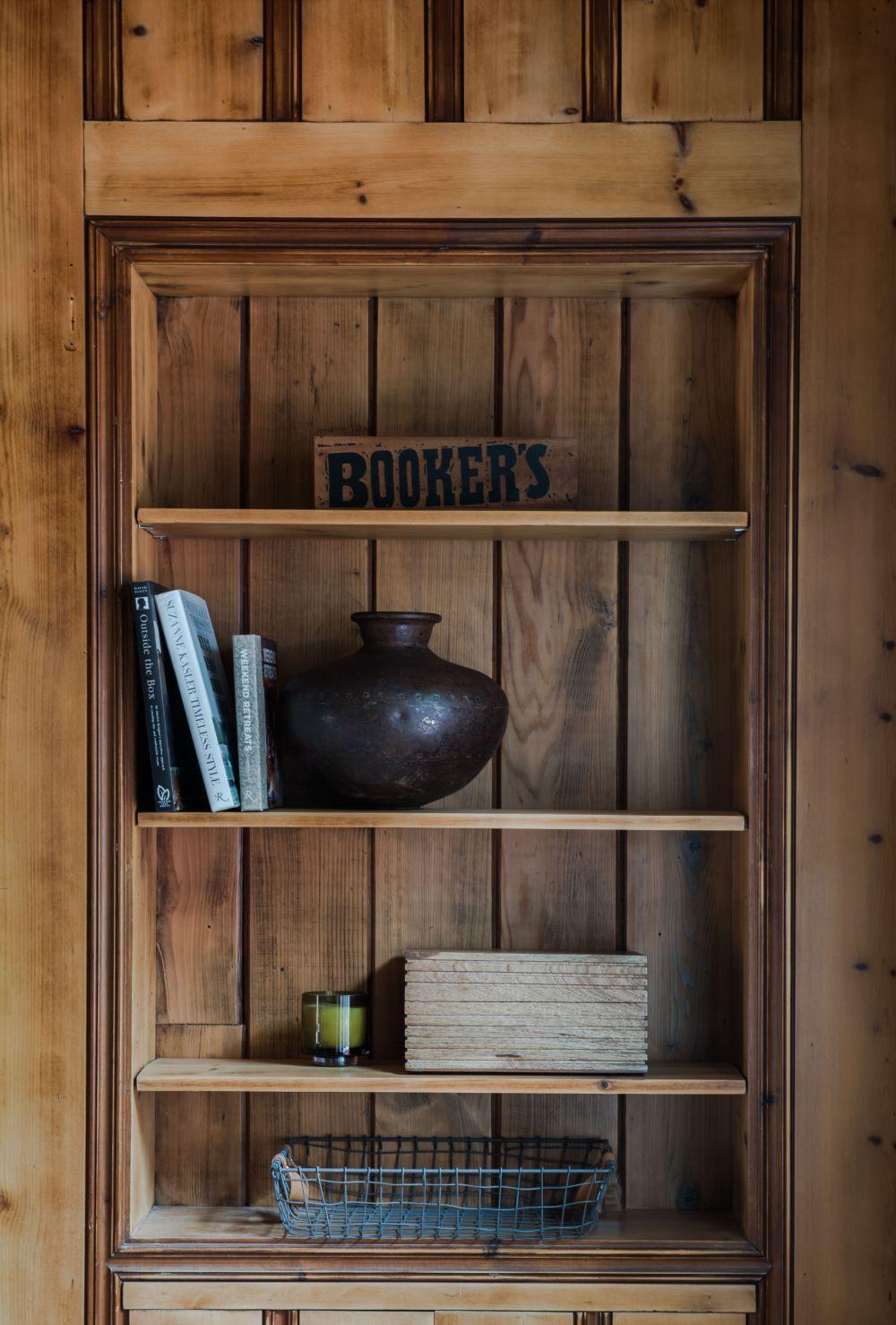 adelaparvu.com despre casa din lemn cu interior rustic actual, Design Kelly Mittleman, arch Mark Finlay, Foto Jane Beiles (1)