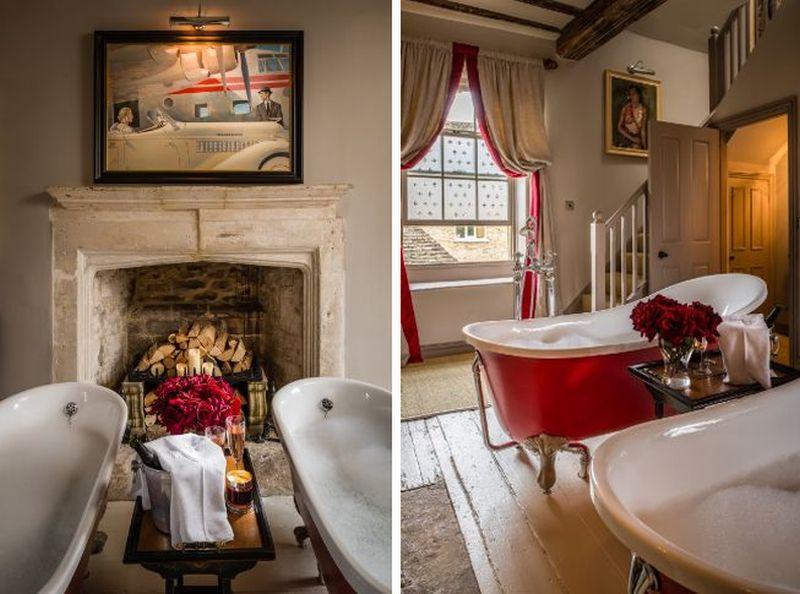 adelaparvu.com despre casa romantica englezeasca in Burford, Little Scarlet prin Unique Home Stays (12)