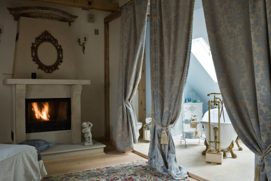 adelaparvu.com despre mansarda romantica, stil rustic, Design PrzepisnaDom, Foto Rafal Lipski (10)